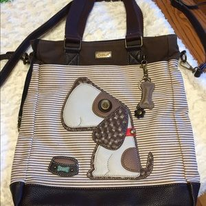 Chala HAPPY DOG 🐶 Tote/Crossbody